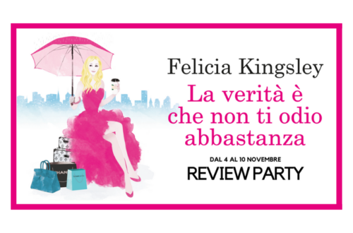 Review Party Felicia Kingsley