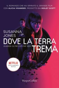 dove la terra trema di susanna jones