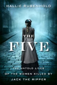 the five di hallie rubenhold