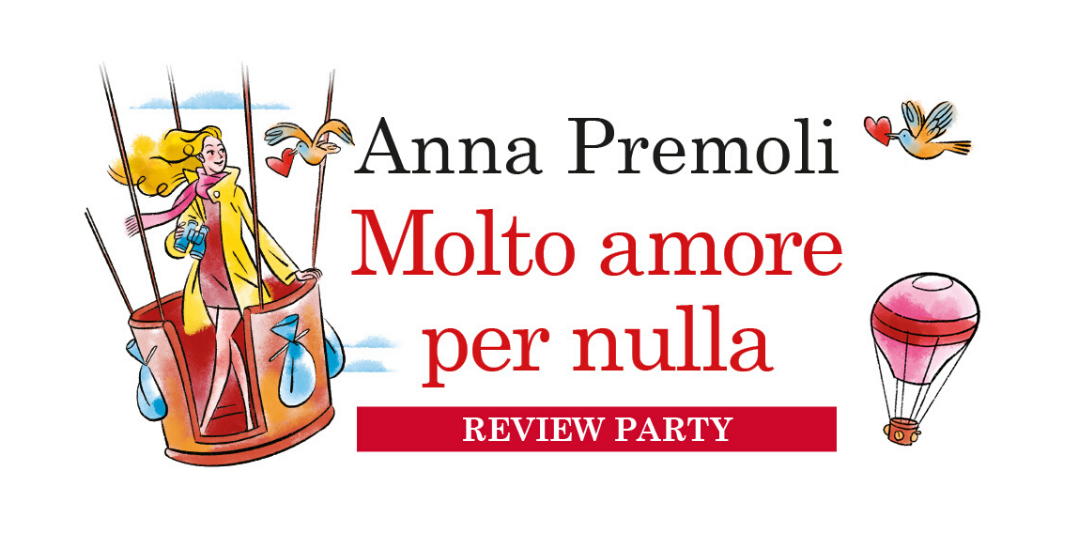 molto amore per nulla review party