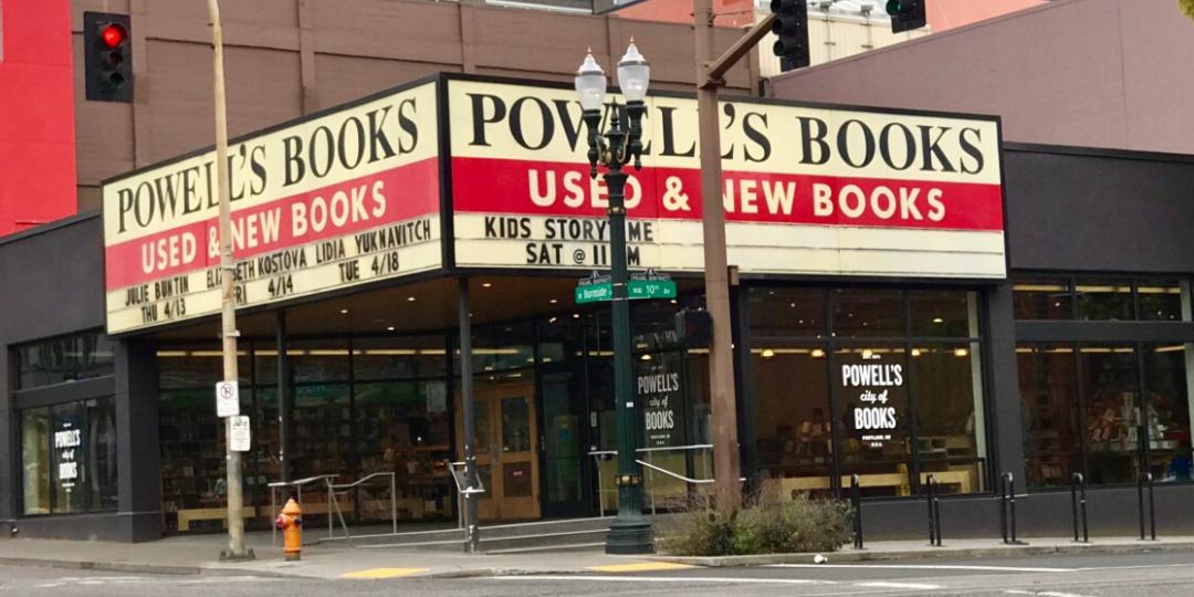 la città dei libri di powell