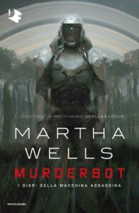 murderbot di martha wells